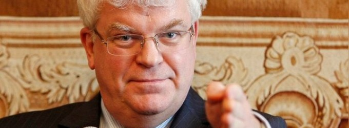 Russia's envoy to the EU: Russian military was in Crimea with the consent from Kiev