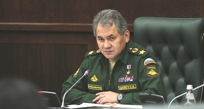 Russian Baltic fleet Command suspended for distorting reality