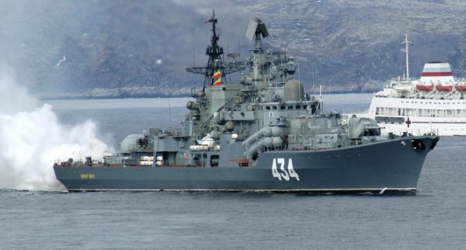 Russian State Duma responded to the placement of NATO ships in the Black Sea