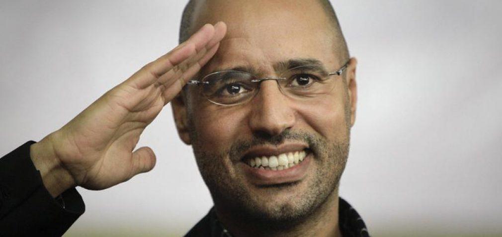 Министерство юстиции Ливии вынесло решение об освобождении Саифа аль-Ислама Каддафи