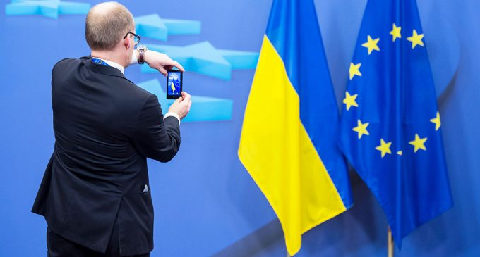 Ukraine wants to enter the European Union instead of Britain