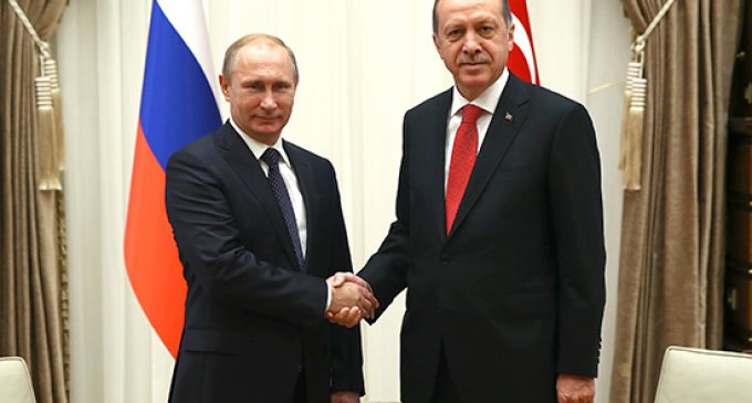 Turkish Foreign Ministry to schedule a meeting of Putin and Erdogan