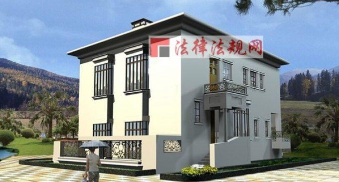 В Пекине создана первая в мире вилла при помощи 3D-принтера