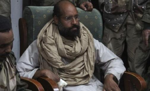 Сын Муаммара Каддафи выходит на свободу по амнистии