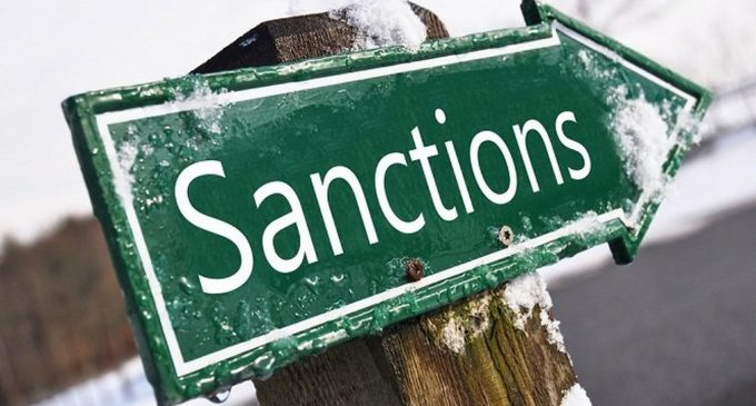 Moscow called the extension of sanctions against Russia a shortsighted decision