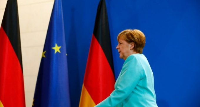 Angela Merkel expressed her wish to lift sanctions imposed against Russia