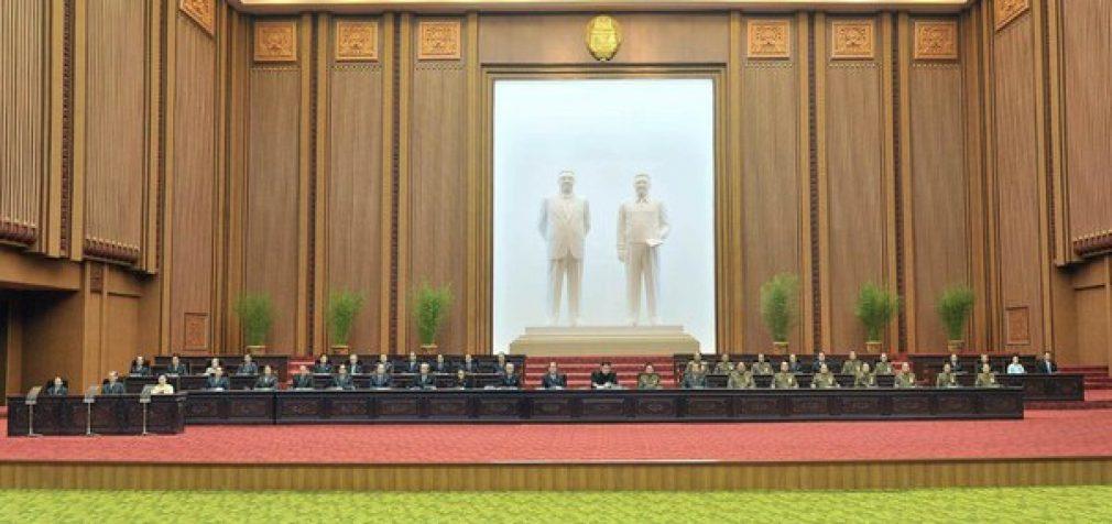 Ким Чен Ын стал председателем Госсовета КНДР сроком на пять лет