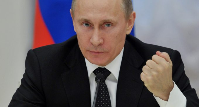 "Putin urged not make difference between ""good"" and ""bad"" terrorists"