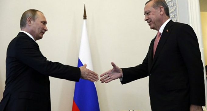 Erdogan hopes for extension of cooperation