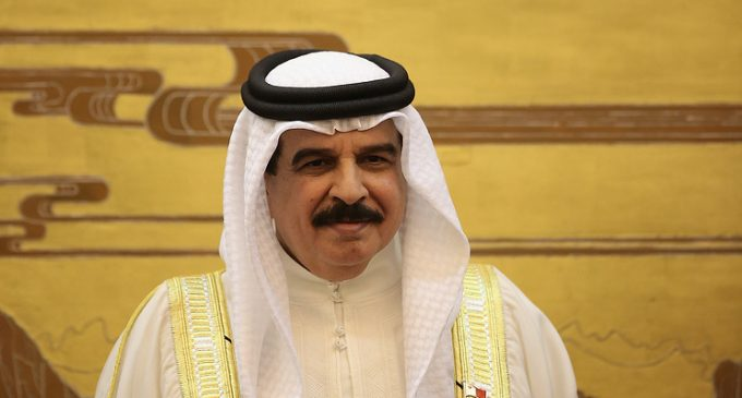 Bahraini king arrives in Moscow to discuss war on terror with Putin