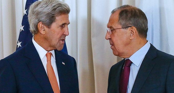 Lavrov, Kerry to discuss details of possible agreement on Syria
