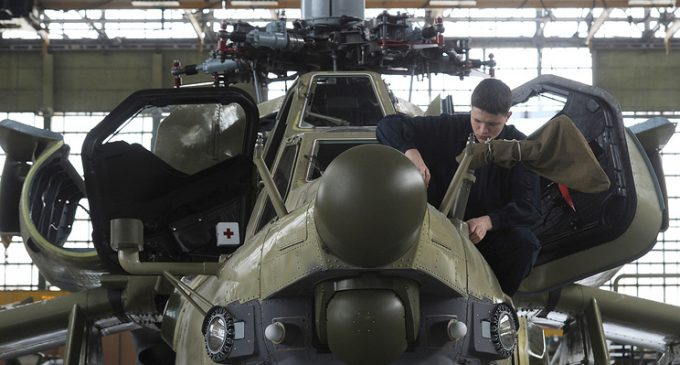 Russian arms exporter's contracts with African countries stand at above $21 bln