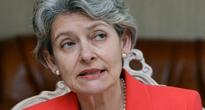 UNESCO chief notes Russia shares its principles 'in full measure'