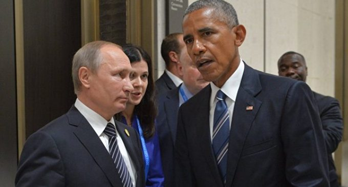 Kremlin: Putin-Obama meeting went off well