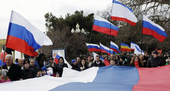 No chance of Russia compensating Ukraine over Crimea reunification – UN court official