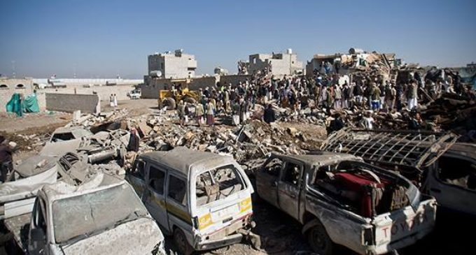 "Death in Yemen – UK Arms Sales to Saudi and the ""Proper Use"" of Illegal Weapons"