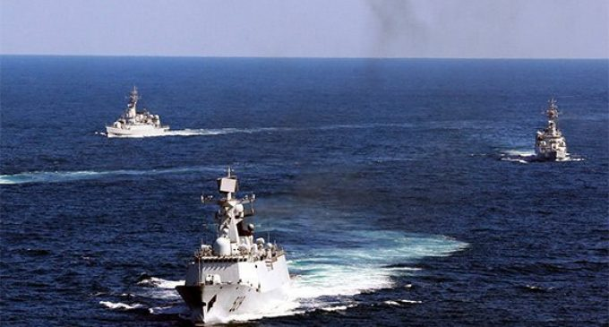 Chinese warships approach Alaska