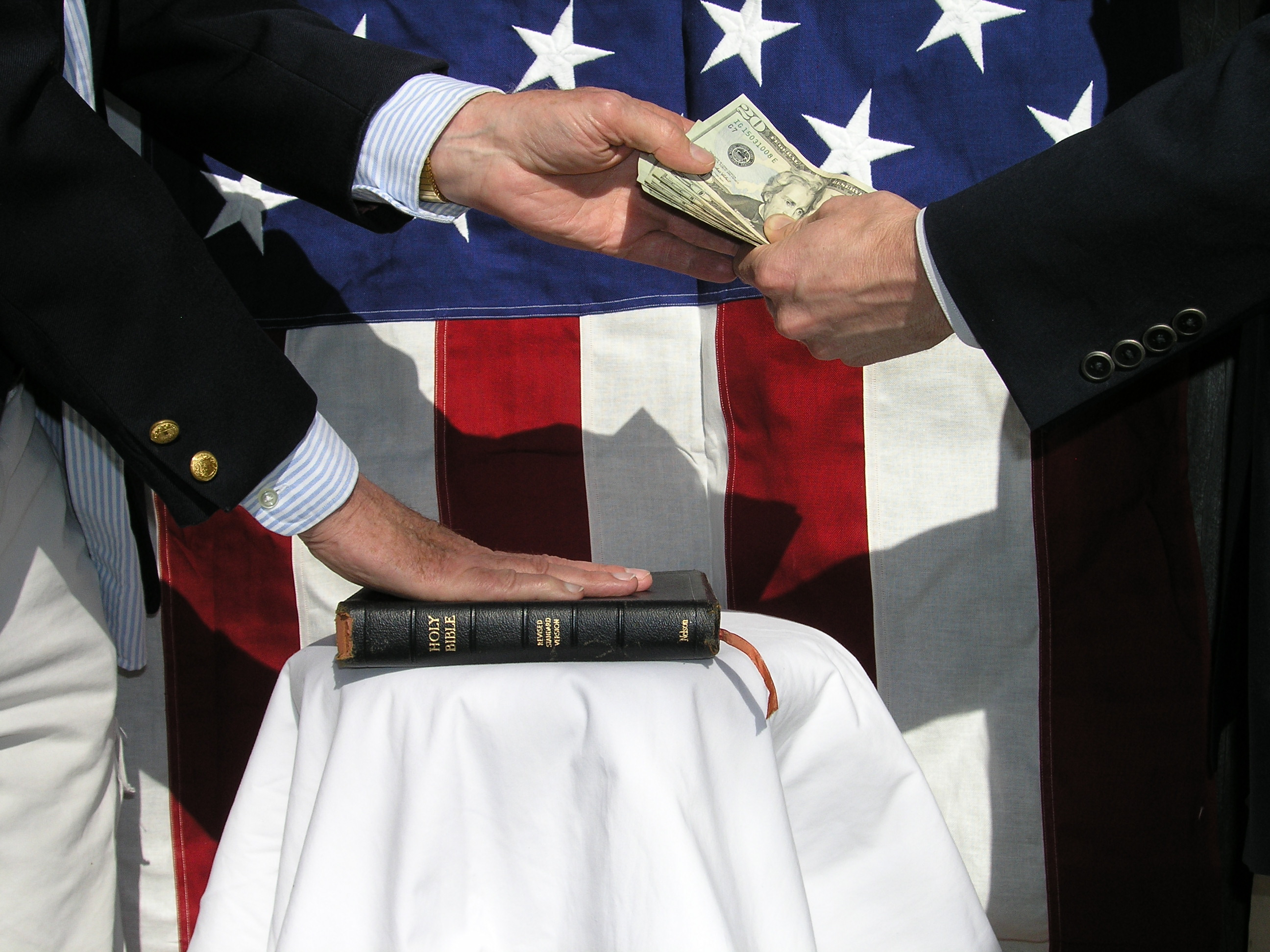 Corruption as a US Intelligence Instrument