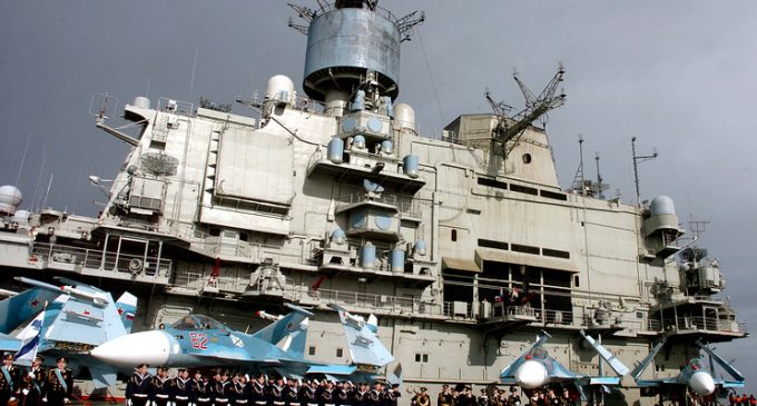 Russia plans permanent naval base in Syria's Tartus — official