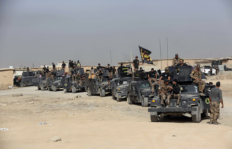 Iraqi premier announces start of operation to liberate Mosul from Islamic State