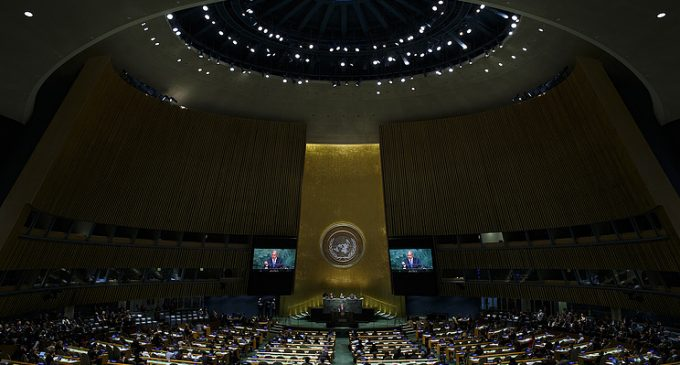 US, Israel abstain from UN GA vote condemning Cuba embargo