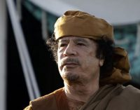Пять лет с момента убийства Муаммара Каддафи: король ушел, в стране хаос