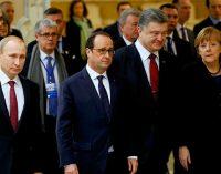 Putin, Poroshenko, Hollande and Merkel to hold meeting in Berlin