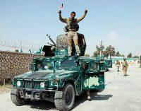 Afghanistan liquidates over 50 Taliban fighters