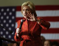 Hillary plays Russian roulette in US elections