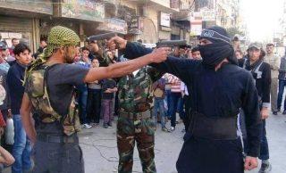 ИГИЛ трещит по швам вслед за коалицией в Сирии во главе с США