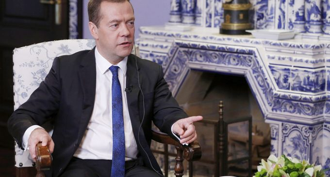 Medvedev sees good prospects of linking Silk Road project and EAEU
