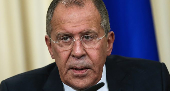 Lavrov says Moscow is interested in settling crisis in Ukraine 'more than anyone'
