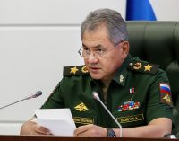 Russia developing advanced weapons based on 'new physical principles'