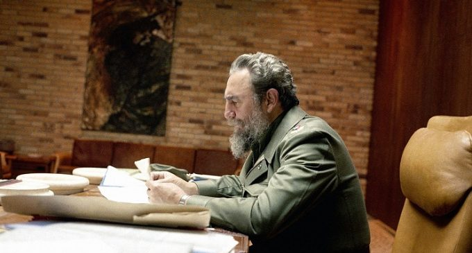 Putin says Fidel Castro's name is a symbol of epoch in newest global history