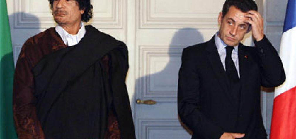 Франция: Саркози в центре «крупнейшего коррупционного скандала»