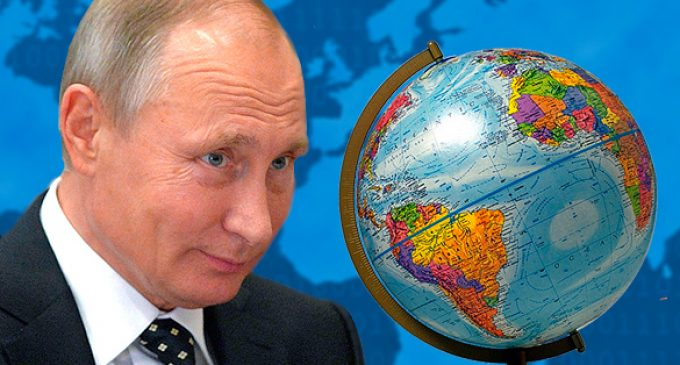 Putin speaks the truth and shames the devil: 'Russian border ends nowhere'
