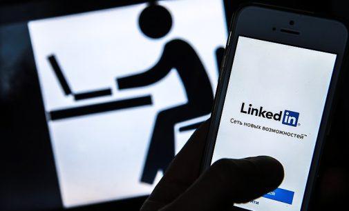 Russian IT watchdog blocks LinkedIn network