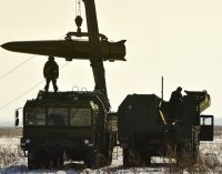 Russian Army to receive missiles with warheads based on new physical principles