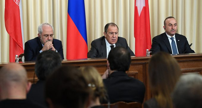 Russia, Iran, Turkey Have No Secret Agenda on Syria
