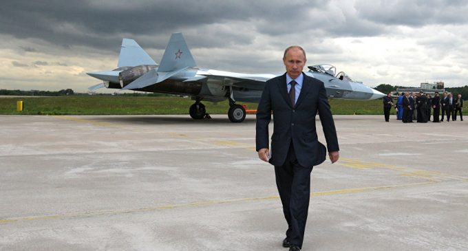 Russia Stronger Than Any Potential Aggressor – Putin