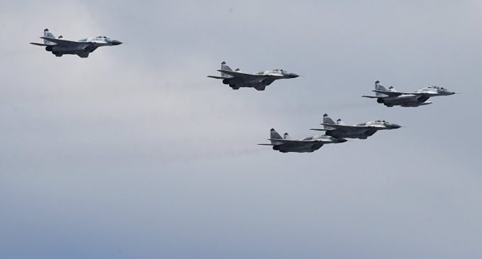 MiG-29 Fighter Jets From Russia to 'Save' Serbia's Air Force