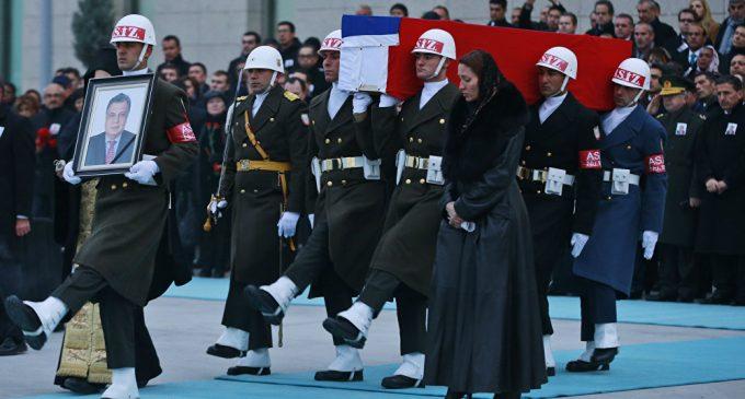 Attempt to Split Turkey, Russia Over Ambassador's Murder Failed
