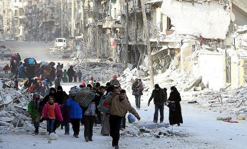 Moscow students launch campaign to collect aid for Syrian youth