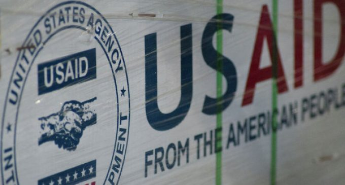 USAID Corruption