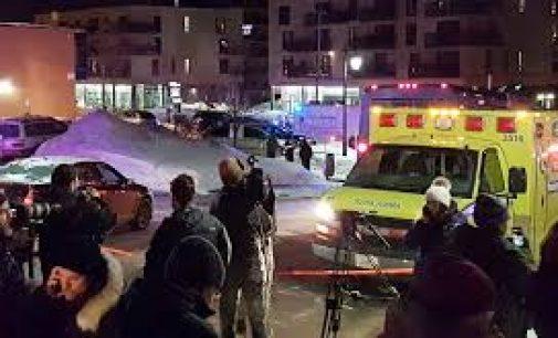 Canada Prime Minister Labels Quebec Mosque Shooting 'Terrorist Attack'