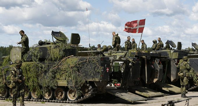 Denmark Braces for Military Buildup Amid Accusations Against Russia