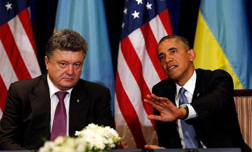 Украина – разменная монета в руках Обамы