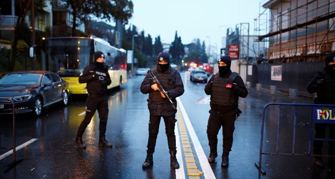 Turkish Prime Minister Confirms Arrest of Istanbul Nightclub Gunman