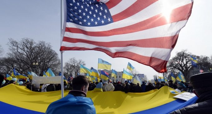 Ukraine Is a Bargaining Chip in Obama's Hands.