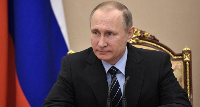 Putin Calls for New Incentives in Russia-Tajikistan Trade, Economic Cooperation